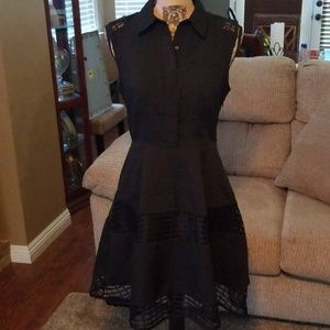 Ladies Fit And Flare Dress